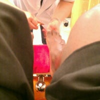 Photo taken at Nail Salon - Nail Trix by Richard S. on 3/8/2012