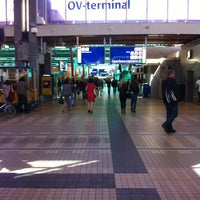 Photo taken at Station Utrecht Centraal by Ferdi D. on 6/16/2012
