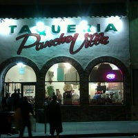 Photo taken at Pancho Villa Taqueria by Cheeon Y. on 5/10/2012
