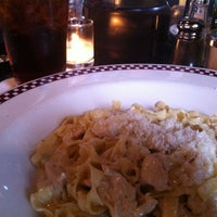 Photo taken at Mama Mia Trattoria by Dion S. on 3/1/2012