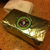 Photo taken at Earl of Sandwich by Petro R. on 4/1/2012