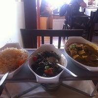 Photo taken at Bombay Spice by Xavier J. on 6/12/2012