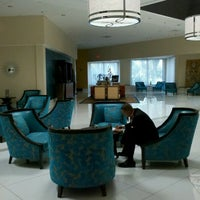 Photo taken at Renaissance Orlando Airport Hotel by Mark L. on 7/21/2012