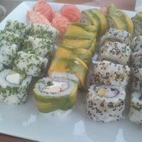 Photo taken at Oishi Sushi by Antonio A. on 3/15/2012