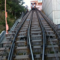 Photo taken at Angels Flight Railway by Dara O. on 8/1/2011