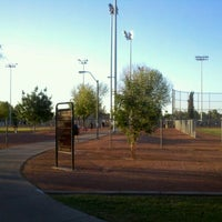 Photo taken at Kiwanis Park Softball Complex by Nikki M. on 5/16/2011