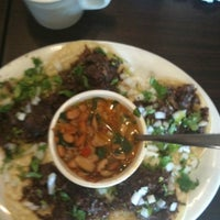 Photo taken at Los Nortenos Mexican Restaurant by Laura R. on 6/12/2011
