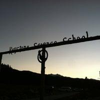 Photo taken at Keystone Science School by Helena M. on 10/14/2011
