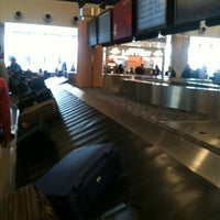 Photo taken at South Baggage Claim by Anthony S. on 10/20/2011