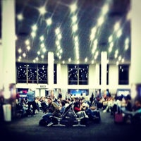 Photo taken at Terminal 3 by Alex M. on 11/23/2011