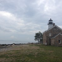 Photo taken at Sheffield Island Lighthouse by Don F. on 8/1/2012