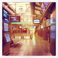 Photo taken at JFK AirTrain - Lefferts Boulevard by Michael V. on 7/3/2012