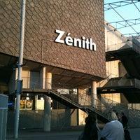 Photo taken at Zénith Arena by Smeno on 3/26/2012