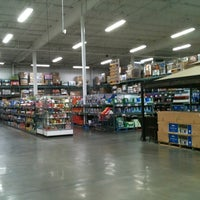 Photo taken at BJ's Wholesale Club by Frankie G. on 5/2/2011