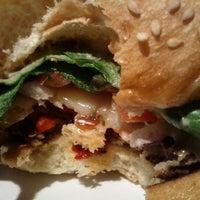 Photo taken at 67 Burger by Akshay P. on 3/21/2012