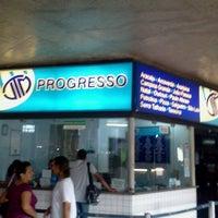Photo taken at Terminal Integrado de Passageiros (TIP) by Erton L. on 8/19/2012