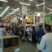 Photo taken at The Home Depot by Manuel A. on 11/20/2011