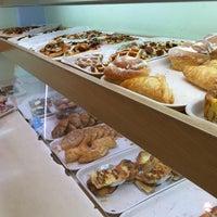 Photo taken at Saint Germain's Bakery by Keaton K. on 5/20/2012