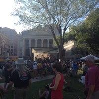 Photo taken at Lafayette Square by Austin L. on 3/14/2012