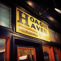 Photo taken at Hoagie Haven by Logan S. on 7/4/2012