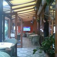 Photo taken at Delicje Ristorante by Dariusz K. on 8/4/2012