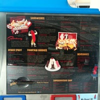 Photo taken at Superdawg Drive-In by Mark S. on 6/13/2012