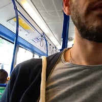 Photo taken at Bus 18 Slotervaart - Centraal Station by Mirko M. on 8/5/2012