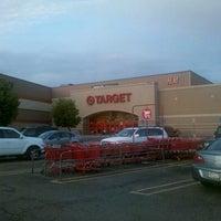 Photo taken at Target by James R. on 6/18/2012