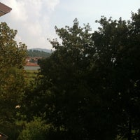 Photo taken at Monticelli Brusati by Francesca S. on 9/11/2011