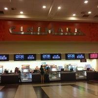 Photo taken at Cinemark by Liliana V. on 10/7/2011
