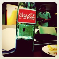 Photo taken at Cafeteria by Emma D. on 11/9/2011