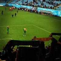 Photo taken at Arena Khimki by Me_Mugler on 9/2/2012