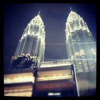 Photo taken at Kuala Lumpur City Centre (KLCC) Park by Doni Lilo i. on 8/6/2012
