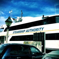 Photo taken at Steamship Authority - Hyannis Terminal by Brad K. on 6/26/2011