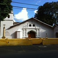 Photo taken at Iglesia La Niña María by Alejandro G. on 1/8/2012