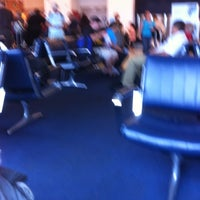 Photo taken at Terminal C Security Checkpoint by Drew A. on 5/13/2012