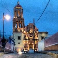 Photo taken at Hotel Posada La Noria by David O. on 8/12/2012