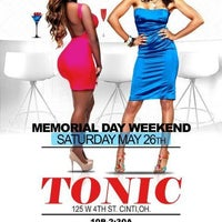 Photo taken at Tonic on 4th by Master F. on 5/27/2012