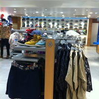 Photo taken at Columbia Sportswear 渋谷店 by Yukino K. on 3/23/2012