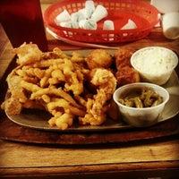 Photo taken at Memaw's Bar-BQ by Robert M. on 9/9/2012