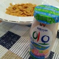 Photo taken at 퓨전레스토랑 by Lady J. on 2/17/2012