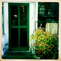 Photo taken at Vinegar Hill House by Kei C. on 10/8/2011