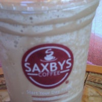Photo taken at Saxbys Coffee by Daniel X. on 12/22/2011