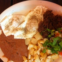 Photo taken at Los Nortenos Mexican Restaurant by Laura R. on 9/18/2011