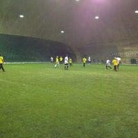 Photo taken at Külker SC sporttelep by Daniel O. on 1/15/2012