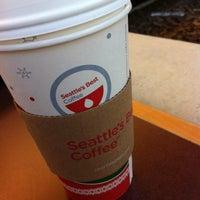 Photo taken at Seattle's Best Coffee by Grace S. on 1/29/2012