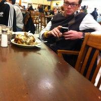 Photo taken at Sharpe Refectory (Ratty) by Matt D. on 2/19/2012