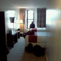 Photo taken at Hotel 91 by Adam C. on 2/25/2012