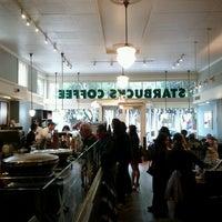 Photo taken at Starbucks by John Z. on 11/19/2011
