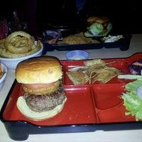 Photo taken at Bento Burger by Kevin B. on 12/12/2011